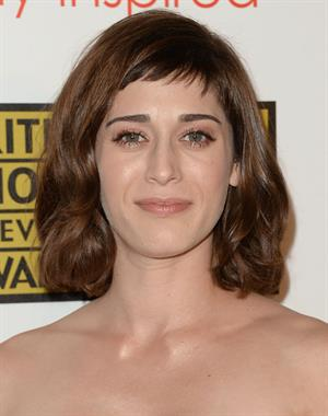 Lizzy Caplan Third Annual Critics' Choice Television Awards, June 10, 2013