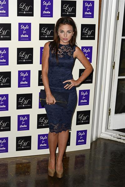 Louisa Lytton attends Launch party of Style for Stroke - October 2, 2012