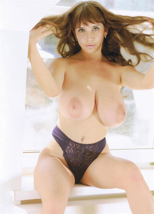 Large luscious boobs