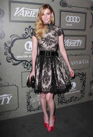 Lydia Hearst Variety's 4th Annual Power Of Women Event Beverly Hills - October 5, 2012