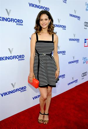 Lyndsy Fonseca 1st Annual Children Mending Hearts Style Sunday, June 9, 2013