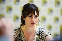 Maggie Siff - Sons of Anarchy panel during Comic-Con in San Diego (July 15, 2012)
