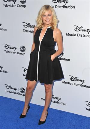 Malin Akerman Disney Media Networks International Upfronts at Walt Disney Studios in Burbank - May 19, 2013