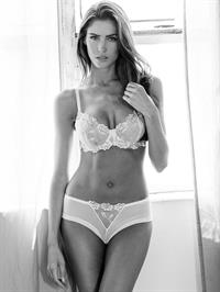 Brittany Oldehoff in lingerie