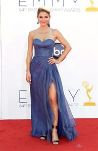 Maria Menounos - 64th Primetime Emmys Nokia Theatre LA Sept 23, 2012
