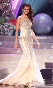 Marie Payet [Miss France Universe 2012] 2012 Miss Universe Pageant in Las Vegas (Dec 19, 2012)