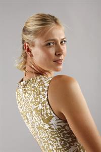 Maria Sharapova Jeff Zelevansky Photoshoot 2012