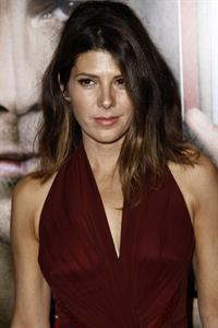 Marisa Tomei 'Ides Of March' Los Angeles premiere on September 27, 2011