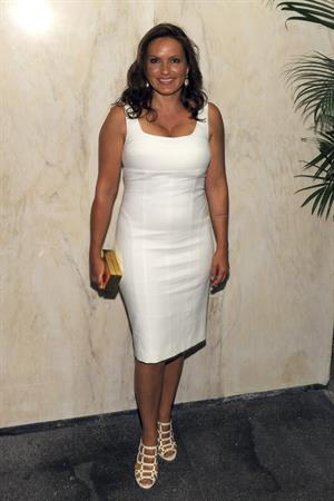 Mariska Hargitay  To Rome With Love  NYC screening 6/20/12