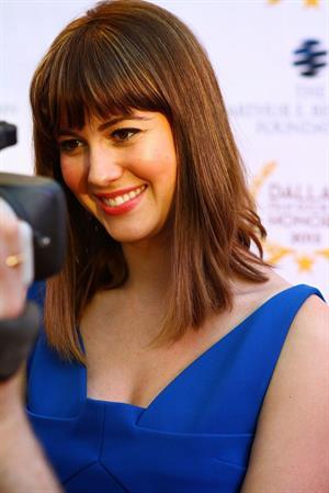 Mary Elizabeth Winstead Dallas International Film Festival, April 13, 2013