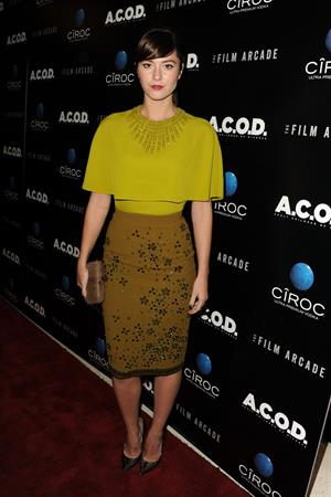Mary Elizabeth Winstead  A.C.O.D.  - Los Angeles Premiere, Sep 26, 2013