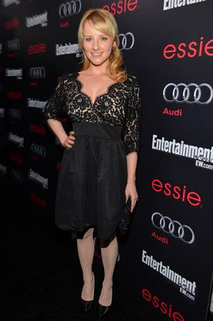 Melissa Rauch Entertainment Weekly Pre-SAG Party - LA