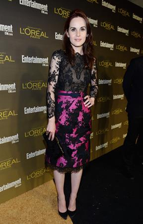 Michelle Dockery  Entertainment Weekly Pre-Emmy Party Presented By L'Oreal Paris in Hollywood - September 21, 2012