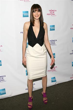 Michelle Monaghan at the Trucker premiere during the 2008 Tribeca Film Festival in New York City