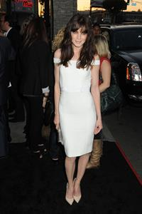 Michelle Monaghan at the Source Code premiere at Arclight Cinemas, Los Angeles on March 28, 2011