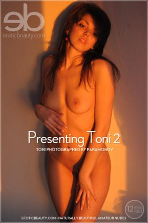 Toni in  Presenting Toni 2  for Erotic Beauty
