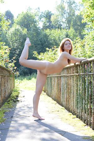 Lara E in  Mystery Walk  for Erotic Beauty