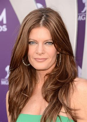 Michelle Stafford 48th Annual Academy Of Country Music Awards (April 7, 2013)