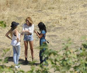 Miley Cyrus - Photoshoot In Malibu, June 6, 2012