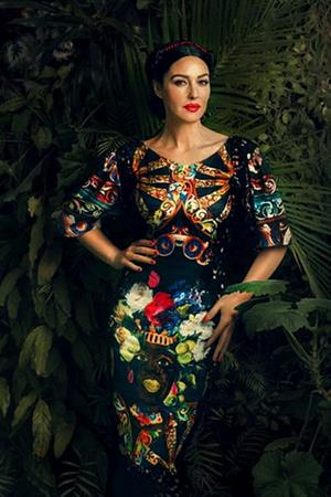 Monica Bellucci - Harper's Bazaar Ukraine Photoshoot