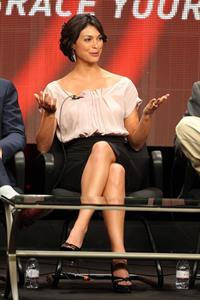 Morena Baccarin - Homeland panel at TCA Summer Press Tour July 30, 2012
