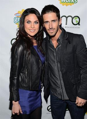 Nadia Bjorlin Green Works New Campaign Launch in LA 1/23/13
