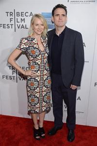 Naomi Watts  Sunlight Jr.  screening at Tribeca Film Festival -- New York, Apr. 20, 2013