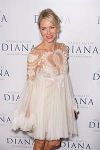 Naomi Watts  Diana  Paris Premiere on September 6, 2013