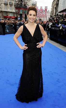 Noomi Rapace -  Prometheus  World Premiere in London (May 31, 2012)
