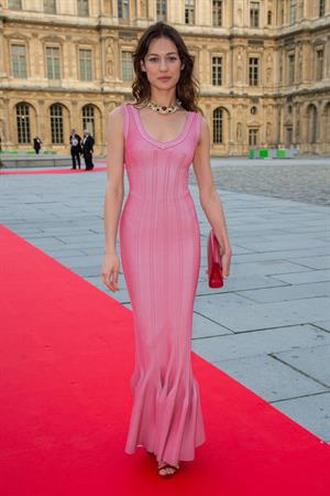 Olga Kurylenko Liaisons Au Louvre III Charity Gala Dinner -- Jun 18, 2013