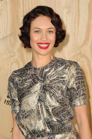 Olga Kurylenko 'Isabel Marant For H&M' Photocall -- Paris, Oct. 24, 2013