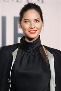 Olivia Munn Armani - One Night Only New York on Oct. 24, 2013