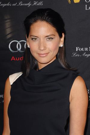 Olivia Munn BAFTA Los Angeles 2013 Awards Season Tea Party, January 12, 2013