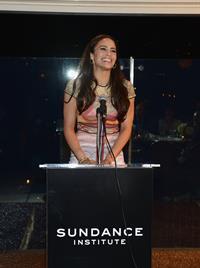 Paula Patton - Sundance Institute benefit in West Hollywood 06/06/12