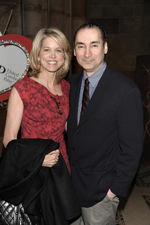 Paula Zahn Attends The 10th Annual Women Who Care Luncheon - NYC - May 5, 2012