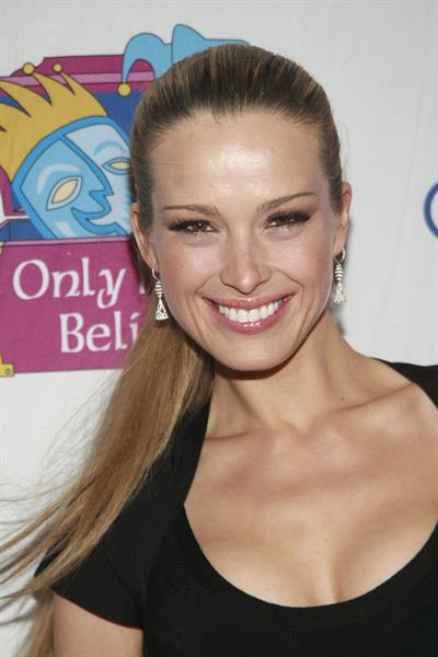 Petra Nemcova - 13th Annual Make Believe On Broadway Gala November 5, 2012