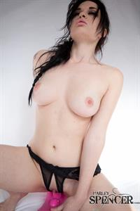 Harley Spencer - pussy and nipples