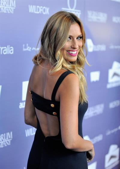 Renee Bargh - Australians in Film Awards & Benefit Dinner 2012 in Century City (June 27, 2012)
