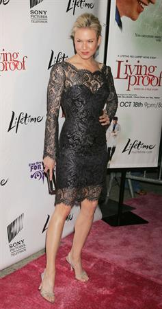 "Renee Zellweger at the New York premiere of the Lifetime TV movie ""Living Proof"" September 24, 2008"
