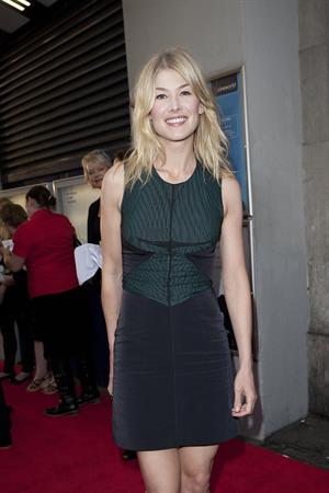 Rosamund Pike -  Shadow Dancer  UK Premiere in London - August 13, 2012