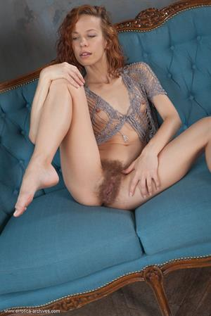 Dennie in  Luxor  for Errotica Archives is extremely hairy