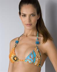 Amanda Brandão in a bikini