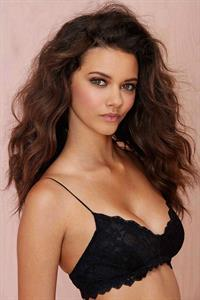 Marina Nery in lingerie