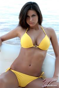 Kateryna Antonenko in a bikini