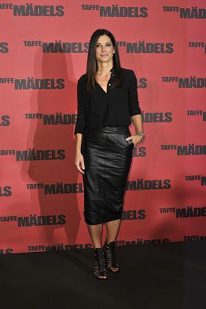 Sandra Bullock The Heat Photocall in Berlin 18.06.13
