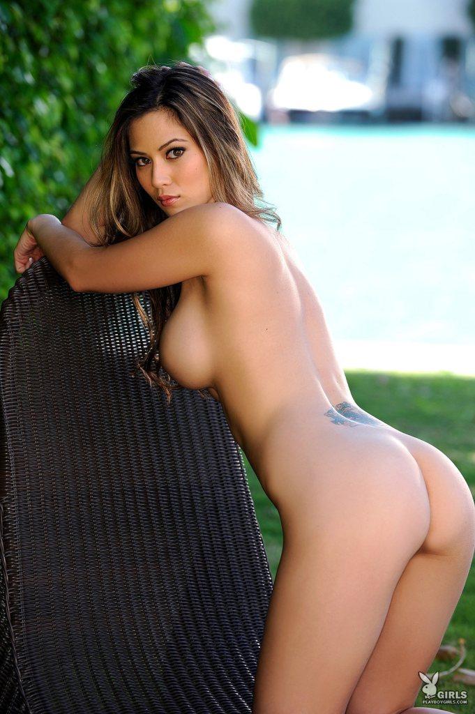 nude davis Playboy jasmine