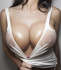Charley Atwell - breasts