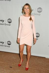 Sarah Chalke - 2012 TCA Summer Press Tour - Disney ABC Television Group Party - 27 July, 2012