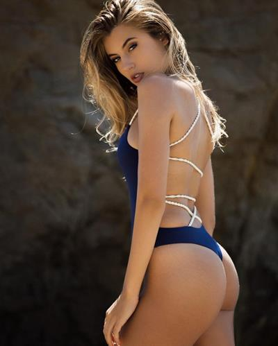 Cherie Noel in a bikini - ass