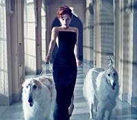 Scarlett Johansson - Mario Sorrenti Photoshoot For Vanity Fair December 2011